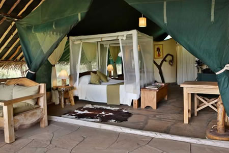 Kibo Safari Camp Tent